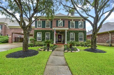 Sugar Land Single Family Home For Sale: 2006 Woody Bend Place