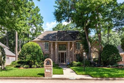 Houston TX Single Family Home For Sale: $362,500