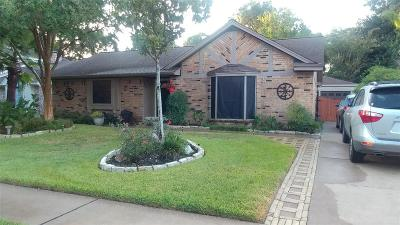 Houston Single Family Home For Sale: 414 Skywood Drive