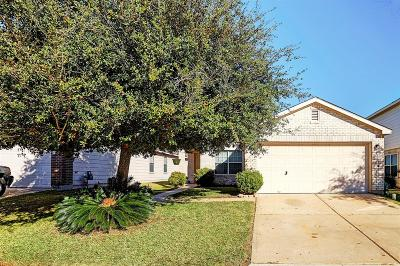 Humble Single Family Home For Sale: 8123 Stonemount Court