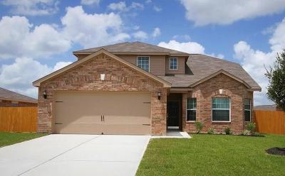 Waller County Single Family Home Pending: 1026 Texas Timbers Drive