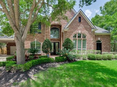 Katy Single Family Home For Sale: 4318 Cannondale Lane