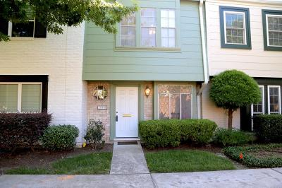 Energy Corridor Condo/Townhouse For Sale: 14338 Misty Meadow Lane