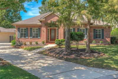 The Woodlands Single Family Home For Sale: 19 Split Rail Place