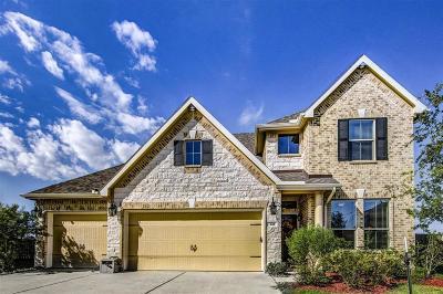 Crosby Single Family Home For Sale: 302 American Black Bear Drive