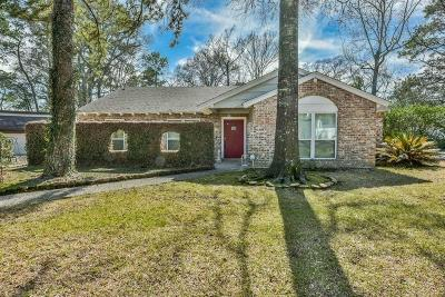 Conroe Single Family Home For Sale: 552 Hermitage Court