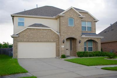 League City Single Family Home For Sale: 3003 Monticello Pines Lane