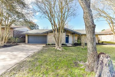 Seabrook Single Family Home For Sale: 4630 S Flamingo Drive