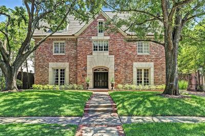 River Oaks Single Family Home For Sale: 3619 Meadow Lake Lane