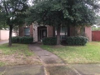 Houston TX Single Family Home For Sale: $324,900