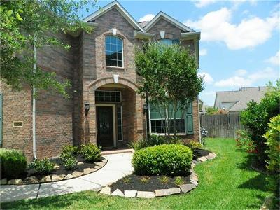 Katy Single Family Home For Sale: 23706 Thornsby Court