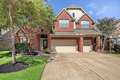 Manvel Single Family Home For Sale: 3722 Tidalwood Drive