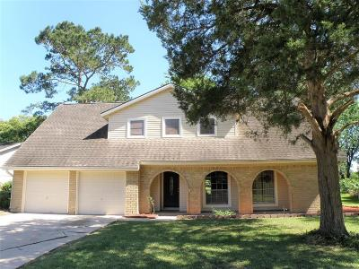 Friendswood Single Family Home For Sale: 208 Palm Aire Drive