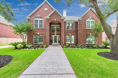 Richmond Single Family Home For Sale: 2110 Shade Crest Drive
