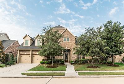 Katy Single Family Home For Sale: 28011 Michener Falls Lane