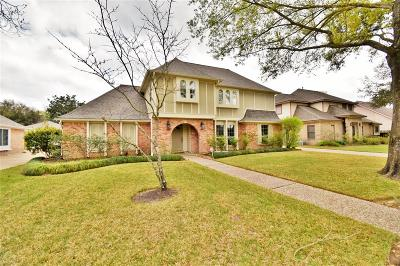 Single Family Home For Sale: 7618 Club Lake Drive