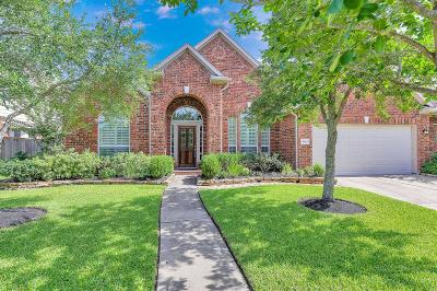 Katy Single Family Home For Sale: 5615 Everhart Manor Lane