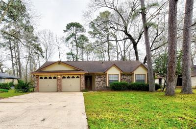 Crosby TX Single Family Home For Sale: $179,500