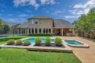 Fulshear Single Family Home For Sale: 6211 Flewellen Falls Lane