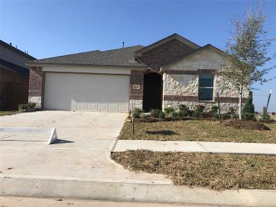 Humble Single Family Home For Sale: 12338 Sabine Point
