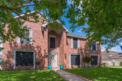 League City TX Single Family Home For Sale: $375,000