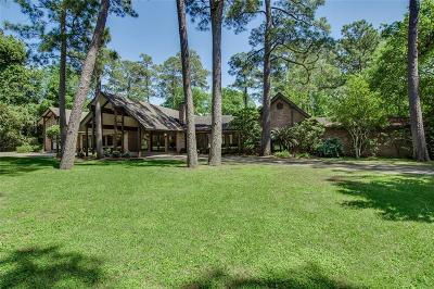 Houston Single Family Home For Sale: 230 Blalock Road