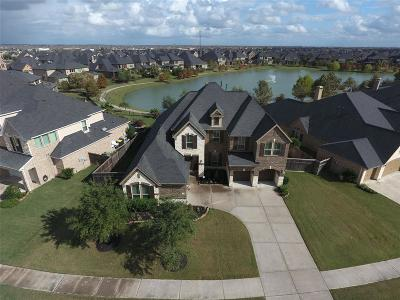Fulshear Single Family Home For Sale: 27415 Liberty Heights Lane