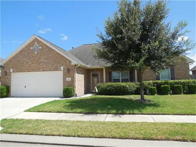 Sealy Single Family Home For Sale: 232 S Lantana Circle