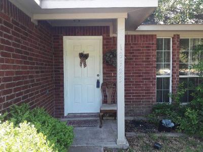 Willis Single Family Home For Sale: 13923 Broken Arrow Drive