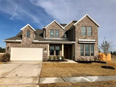 Tomball Single Family Home For Sale: 21502 Albertine Drive
