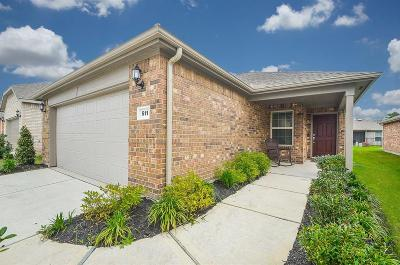Richmond Single Family Home For Sale: 511 Marlberry Drive