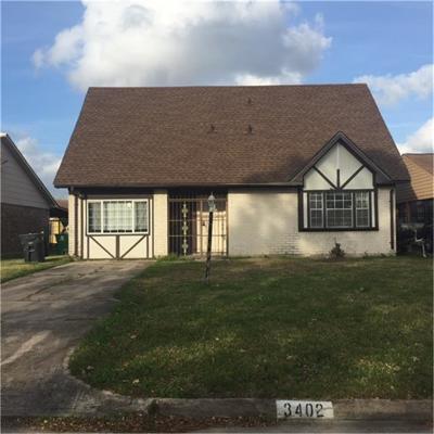 Houston Single Family Home For Sale: 3402 Knotty Oaks Trail