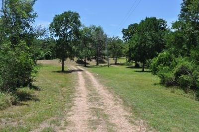 Fayette County Farm & Ranch For Sale: 385 Spanish Canyon Trail