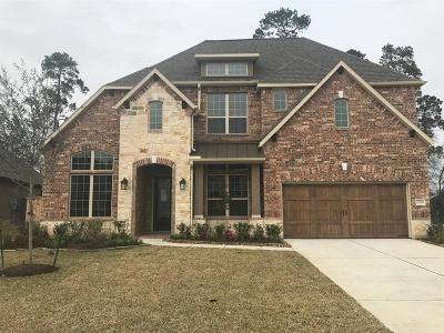 Spring Single Family Home For Sale: 5206 Creekmore Circle