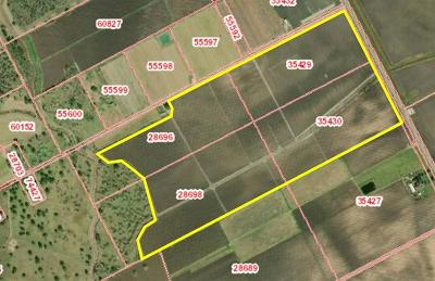 Wharton County Farm & Ranch For Sale: 8000 S Highway 60 Highway S