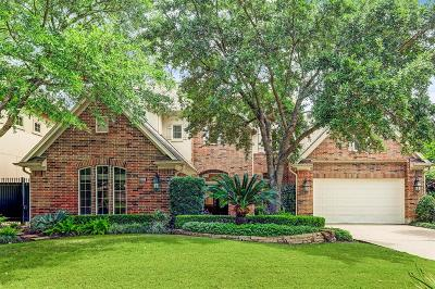 Houston Single Family Home For Sale: 3011 Bonnebridge Way Boulevard