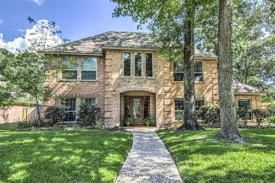 Kingwood Single Family Home For Sale: 3731 Rocky Woods Drive