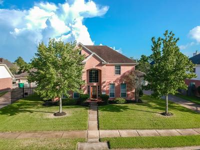 Cypress Single Family Home For Sale: 20222 Misty River Way