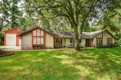 Houston Single Family Home For Sale: 1700 Walnut Lane