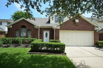 Missouri City Single Family Home For Sale: 4311 Brights Bend