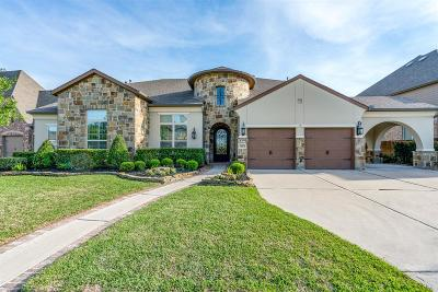 Cypress TX Single Family Home For Sale: $750,000