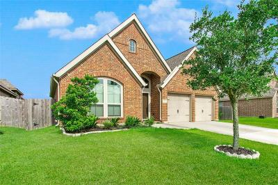 Pearland Single Family Home For Sale: 3616 Cibolo Court