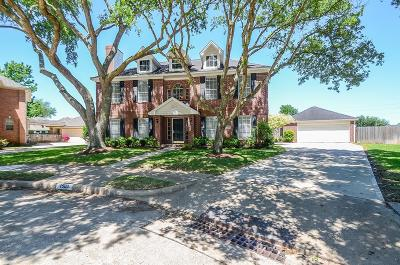 Richmond Single Family Home For Sale: 1503 Tilman Drive