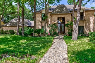 Spring Single Family Home For Sale: 16026 Algrave Lane