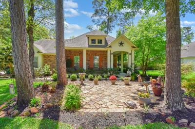 Magnolia Single Family Home For Sale: 7107 Black Forest Drive