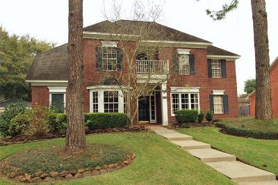 Kingwood Single Family Home For Sale: 3018 Emerald Grove Drive