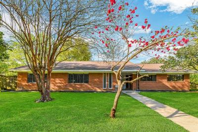 Houston Single Family Home For Sale: 4902 Wigton Drive