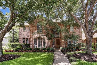 Houston Single Family Home For Sale: 507 Wellington Point