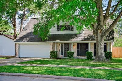 Houston Single Family Home For Sale: 16139 White Star
