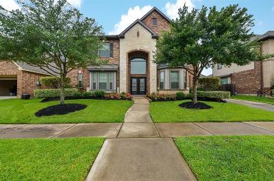 Katy Single Family Home For Sale: 3422 Antelope Creek Lane